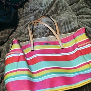 Kate Spade large tote (missing detachable strap)